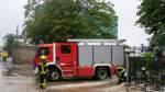 Bremer THW im Einsatz bei Hochwasserkatastrophe