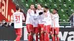 Liveticker zum Nachlesen: Werder verliert mit 0:1 gegen Mainz