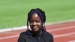 Sprinterin Ofure Okojie träumt von den Olympischen Spielen