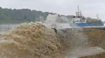 Neuer Sand für den Strand