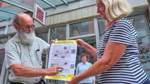 Rallye zu Kinderrechten durch die Stadt