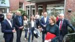 Ministerin in der Kreisstadt zu Gast