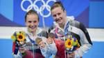 Erste Medaillen geben deutschem Olympia-Team Rückenwind