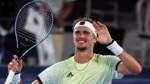 Zverev schlägt Djokovic und spielt um Gold