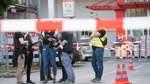 Schüsse und Messerstiche auf Baumarkt-Parkplatz in Berlin