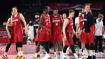 Deutsche Basketballer weiter mit Chance aufs Viertelfinale