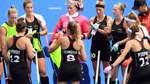 Hockey-Damen ohne Olympia-Medaille