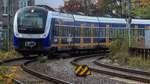 Regio-S-Bahn-Linie 4 pendelt zwischen Nordenham und Hude