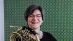 Hornistin Renée Allen lässt Bremer Musikgeschichte aufleben