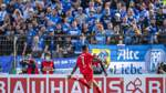 Siegtor in der Nachspielzeit: Hertha BSC gewinnt in Meppen