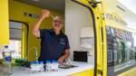 Labormobil macht Station in Brinkum