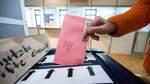 Unterlagen für Bundestagswahl werden verschickt