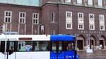 Die Koalition ist gespalten im Straßenbahn-Streit