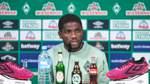 """Assale: """"Ich möchte sehr lange bei Werder sein"""""""