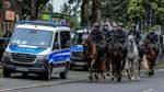 Hochrisikospiel in Bremen: Polizei sperrt zwei Brücken