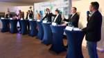 Fotostrecke: Podiumsdiskussion mit den Bürgermeister-Kandidaten