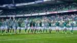 Werder hat den wertvollsten Kader der zweiten Liga