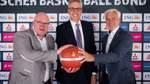 Gordon Herbert ist neuer Basketball-Nationaltrainer