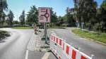 Sperrung der Landesstraße zwischen Bassen und Ottersberg