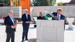 Grundsteinlegung für Seniorenresidenz in Langwedel
