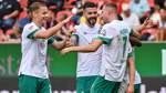 Werder erneut souverän: Verdientes 3:0 beim FC Ingolstadt