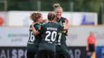 Werders Frauen feiern ein Tor, verpassen aber den ersten Sieg