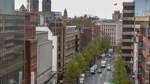Verkehrsversuch in der Martinistraße geht in die nächste Phase