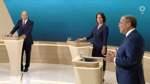 TV-Triell: So schlugen sich Scholz, Baerbock und Laschet am Sonntag