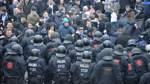 Polizei bereitet sich auf Großeinsatz beim Nordderby vor