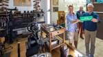Alte Schuhmacherwerkstatt wechselt nach Dörverden