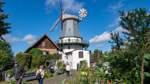 Vom Dorfverein gerettet: Etelser Windmühle ist 150 Jahre alt