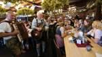 «Ozapft is»: München feiert auch ohne Oktoberfest