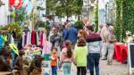 Sommertreff an der Herbergstraße lockt vor allem Familien
