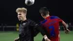Der FC Hude verspielt erneut eine 2:0-Führung