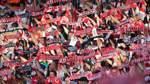 Erhöhte Inzidenz: RB Leipzig gegen Hertha mit 23.500 Fans