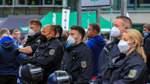 Werder gegen HSV war doch kein Hochrisikospiel
