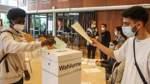 Schüler der Oberschule Lesum gingen schon wählen