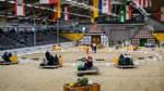 Deutsche Meisterschaft im Voltigieren ist gestartet