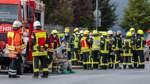 Feuerwehreinsatz wegen radioaktivem Kontrastmittel im Urin
