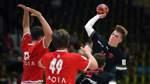 HSV Hamburg wackelt gegen die HSG Verden-Aller nur kurz