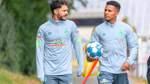 Bittencourt und Agu zurück im Werder-Mannschaftstraining