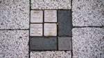 Gedenken im Quadrat