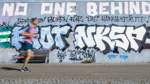 Senat soll gegen illegale Graffiti vorgehen