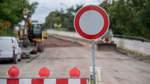 Leester Straße für vier Tage halbseitig gesperrt