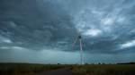 Sturmtief zieht über Bremerhaven