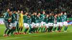 Zetterer hält Werder im Spiel, dann überragt Ducksch