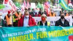 Gewerkschaften und Länder bei Tarifrunde auf Kollisionskurs