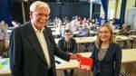 Generationenwechsel bei der Verdener Kreis-SPD
