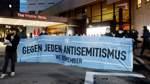 Anstieg antisemitischer Straftaten