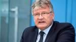 Meuthen wirft hin:AfD-Chef kandidiert nicht mehr für Vorsitz
